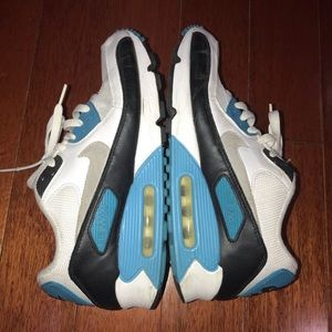 NIKE AIR MAX 90 Laser Blue 325018 108 2010 Release Size 11